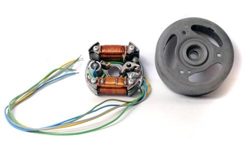 Puch Sachs Bosch Stator Flywheel Setup