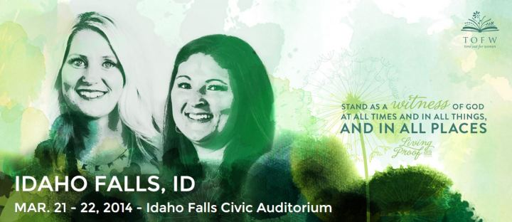 Win Two Free Tickets to Time Out for Women in Idaho Falls