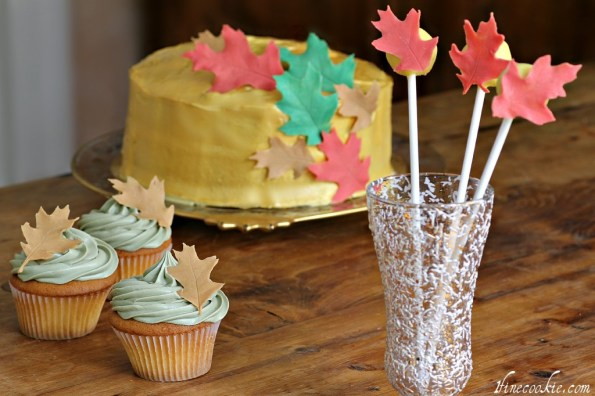 edible leaves for the fall