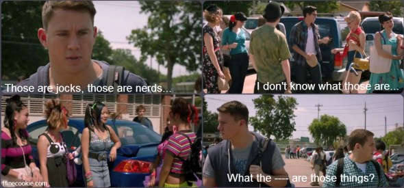 21 jump street, channing tatum, jonah hill, comedy movie, humor, quotes,