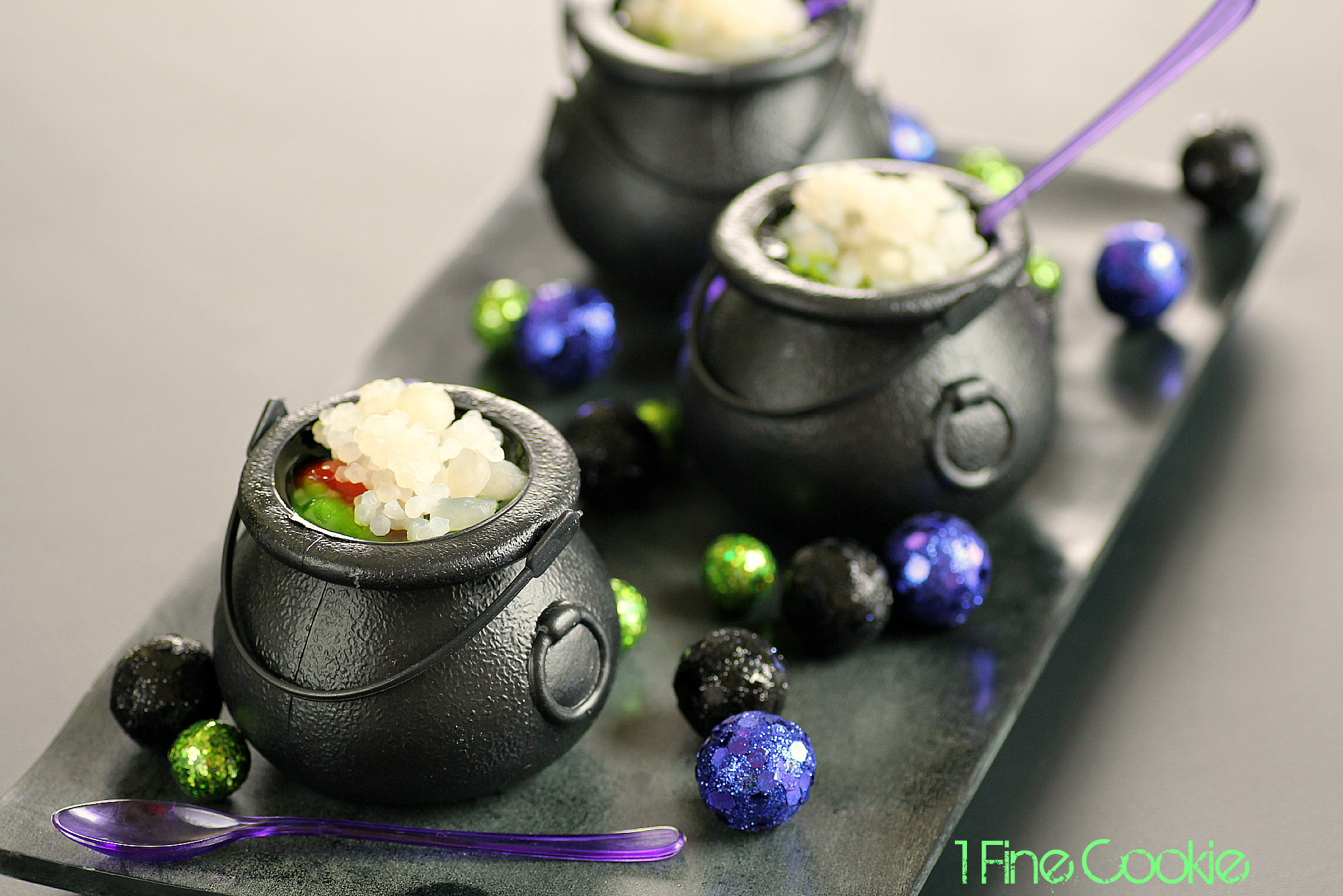 halloween jello shots by 1 fine cookie tapioca pearls alcohol infused tapioca pearls - Best Halloween Jello Shots