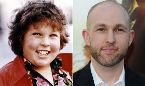 what does Chunk from Goonies look like now