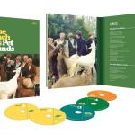 The Beach Boys - Pet Sounds 50th anniversary collector's edition June 10th 2016 The Beach Boys and Capitol / UMC Celebrate Iconic Album's Golden Anniversary with Special Commemorative Editions