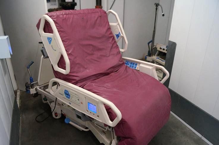 hill rom hospital bed manual