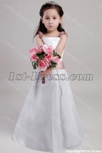 Elegant Little Girls Flower Girl Dresses 2018:1st-dress.com