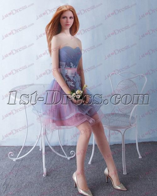 Medium Of Short Prom Dresses