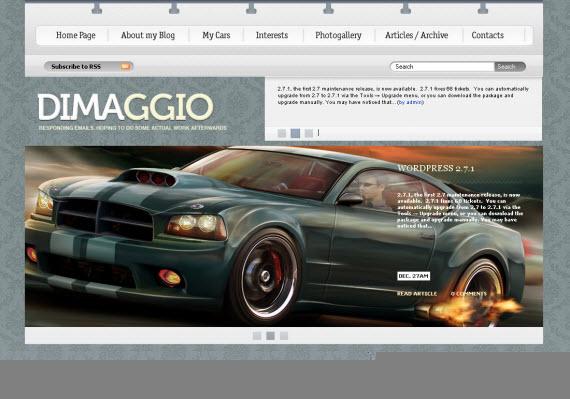 dimaggio-free-premium-wordpress-theme
