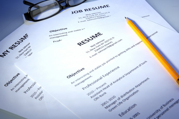 5 Guidelines for Resume Format 1to1 Recruit - guidelines for resume