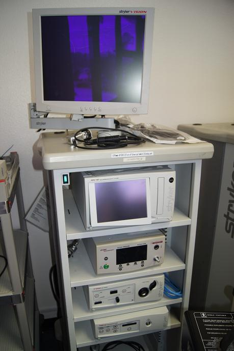 Refurbished Stryker 1088 Endoscopic Tower for Sale San Diego