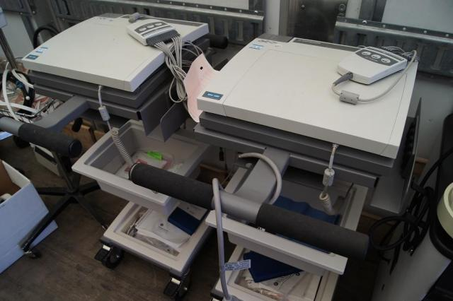 Used Marquette Mac 5000 EKG / ECG Machines for Sale San Diego