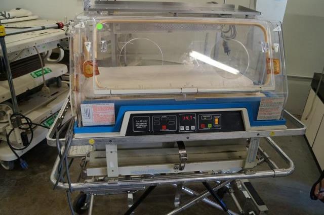 2 Air Shiels Transport TI 100 Transport Incubator Gurney for Sale