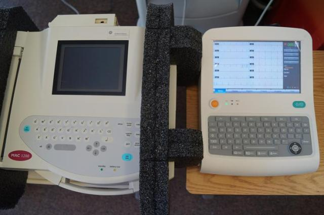 MAC 1200 and MD Pro EKG for sale