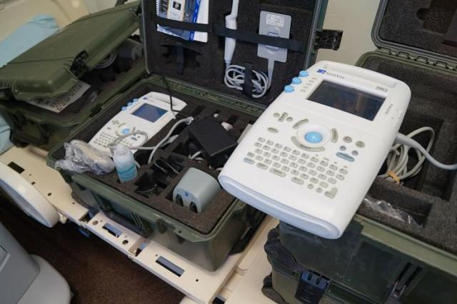 Used Portable Ultrasound for Sale Sonosite 180 Plus