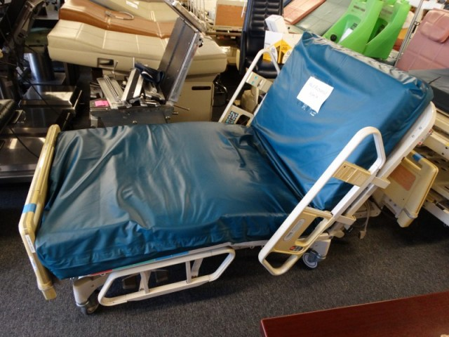 1 Advance Hospital Beds refurbished with air mattress