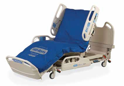 Hill Rom P3200 Versacare Hospital Bed with Air Mattress System
