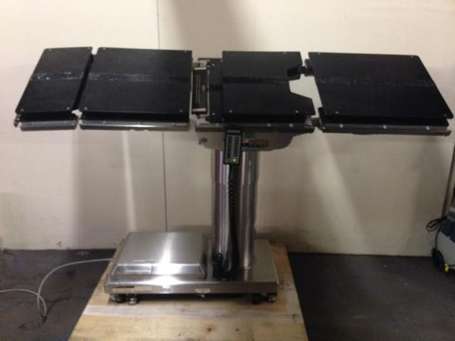 Skytron 6500 Elite OR table for sale 858-263-4894