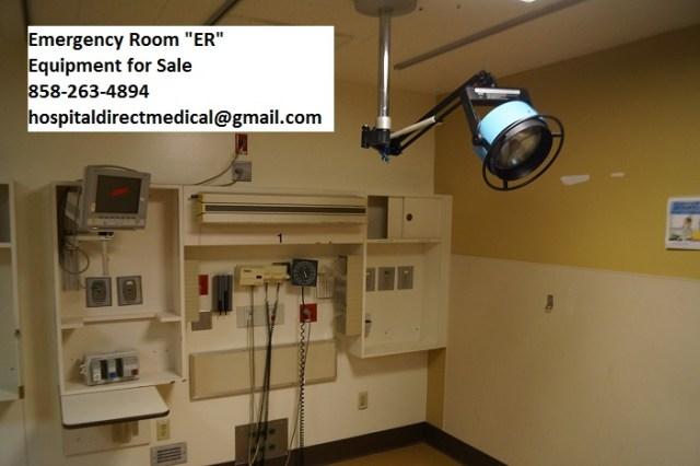ER Emergency Room Equipment for Sale - Medical Props - Hospital Set Designs