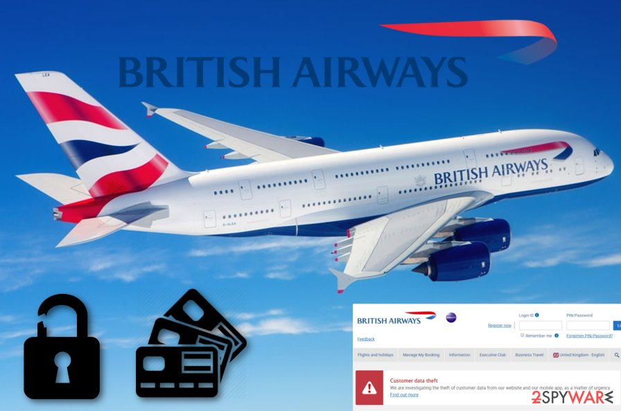 British Airways data breach includes credit-card numbers