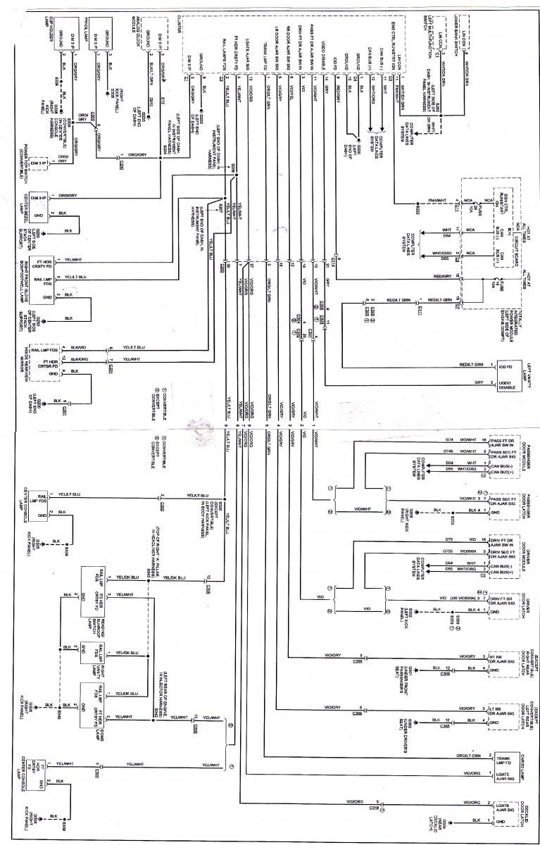 2012 chrysler 200 radio wiring diagram