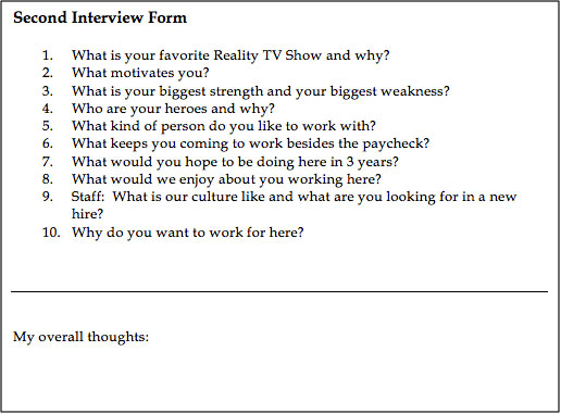 questions to ask during second interview baskanidai