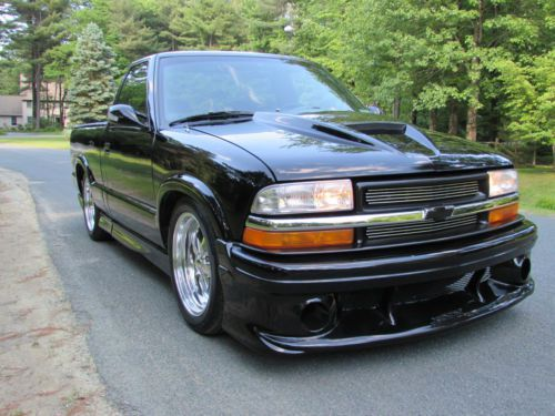 Purchase Used 1999 Chevrolet S10 Lt1 V8 In West Sand Lake