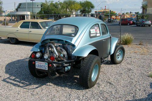 Buy Used 1964 Volkswagen Custom Baja Bug Lifted 1641cc