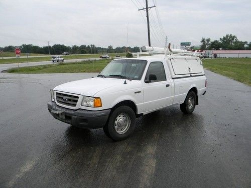 Find Used 1 Owner Service Utility Cargo Work Campershell
