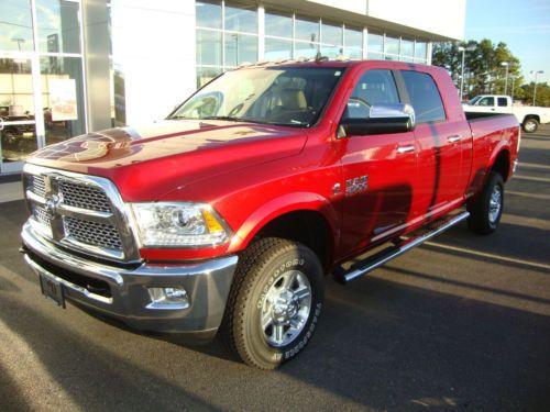 Buy New 2013 Dodge Ram 2500 Mega Cab Laramie 4x4