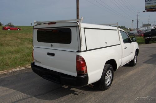 Find Used 2006 Used 27 4cyl Automatic Utility Campershell