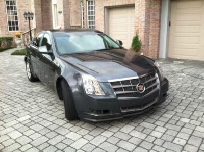 Sell used 08 Cadillac CTS Comfortable Leather Seats, Luxury Sedan, Low Miles, We Finance! in ...