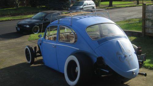 Find Used 1965 Vw Volkswagen Rat Rod Volksrod Bug Bettle