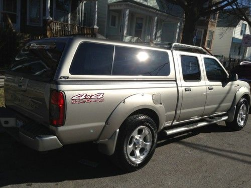 Buy Used 2001 Nissan Frontier Sc Crew Cab Pickup 4 Door 3