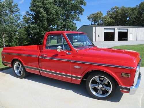 Sell used 1969 C10 Chevrolet Pickup (Big Block, 700R4 Overdrive