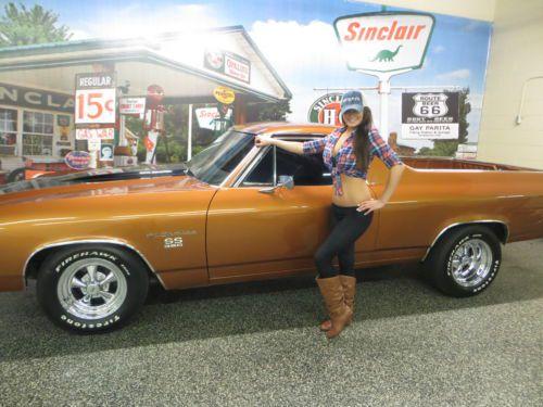 Purchase used 1972 Chevy El Camino - Malibu Chevelle 68 69 70 71