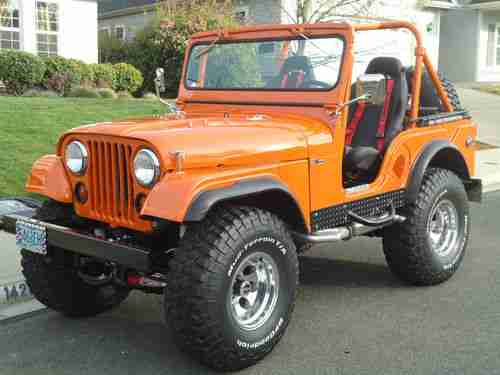 Cj So Cool Car Wallpapers Find Used 1958 Jeep Willys Cj5 In Grants Pass Oregon