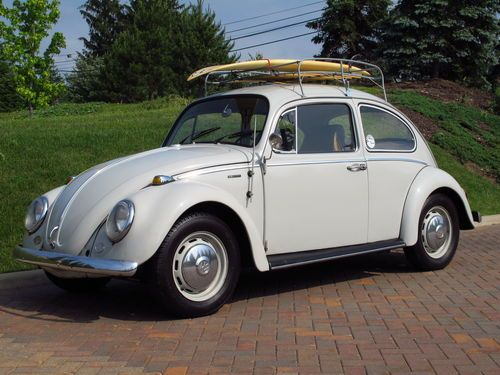 Find Used 1966 Volkswagen Vw Beetle 1300cc Beautiful And