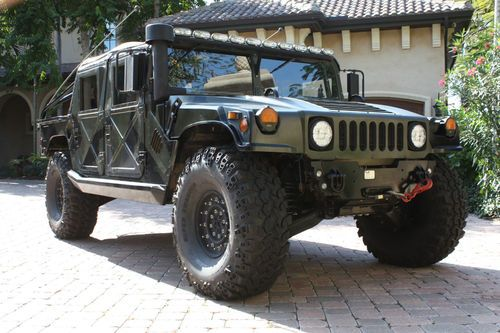 Sell Used 1993 M998 Usmc Hmmwv Humvee H1 Authentic Highly
