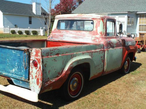 1959 ford pickup wiring