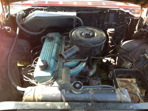 Dodge Slant 6 Engine Wiring Schematic Diagram