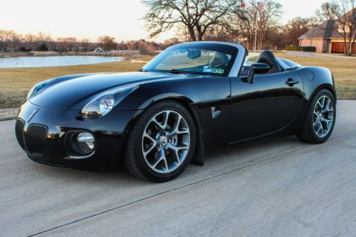 Photo Wallpaper Car Sound System Buy Used 2008 Pontiac Solstice Gxp Convertible In Argyle