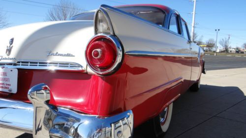 1955 ford car bumper jack