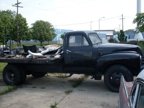 Find used 1951 Chevy Dump Truck Flat Bed in Fort Wayne, Indiana