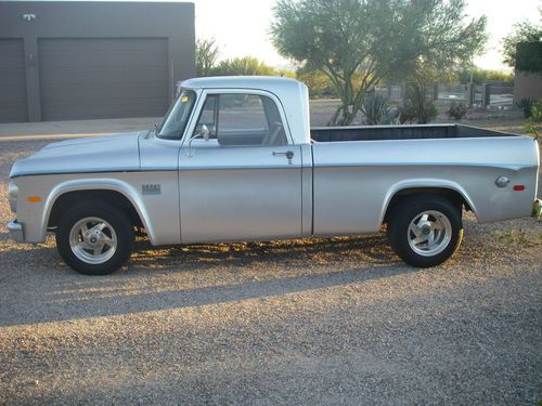 Purchase used 1970 DODGE PICK UP TRUCK, RAM D100, OTHER PLYMOUTH in