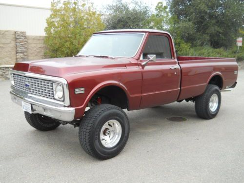 Buy used 1970 Chevy C10 Step side Long Bed in