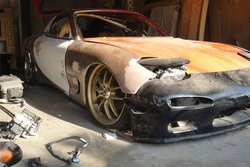 Sell new 1993 mazda rx7 fd3s in Oxnard, California, United States