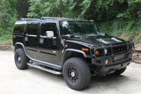Buy used Hummer H2, Loaded, Sunroof, custom wheels, roof ...