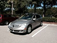 Find used Mercedes Benz R350 with Thule rack in Charleston ...