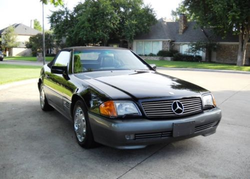 Find used 1994 Mercedes-Benz SL600 ROADSTER in Dallas, Texas, United