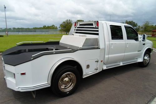Find used F550 CREW CAB 73 TURBO DIESEL WESTERN HAULER TOY
