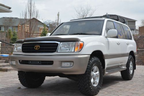 Sell Used 2000 Toyota Land Cruiser 100 Series Ome 2